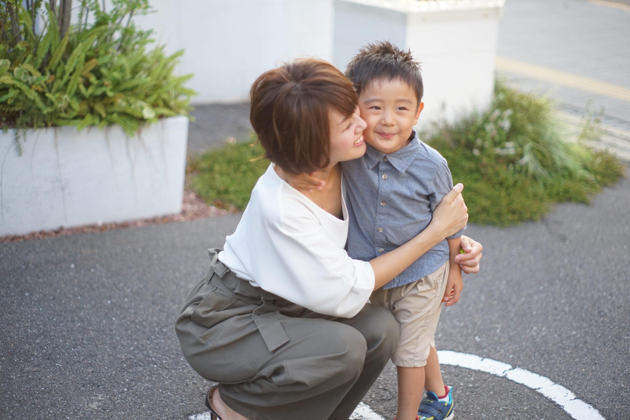 地域密着型ファミリーサロンである大阪市の美容室Snipは、親子で来られるお客様が沢山いらっしゃいます。